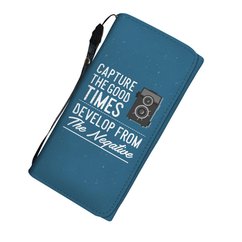 Capture the Good Times Purse