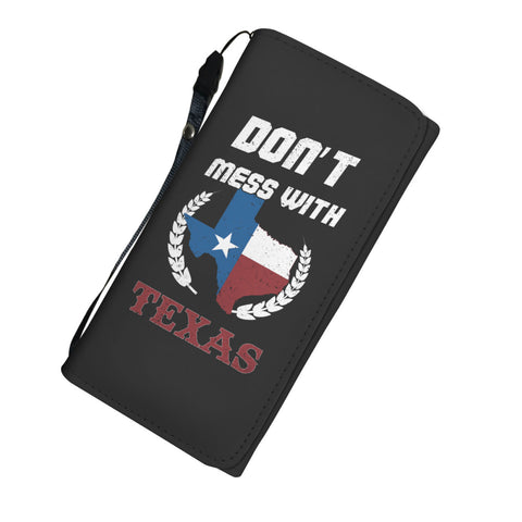 Don't Mess With Texas Purse