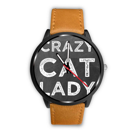 Crazy Cat Lady Watch
