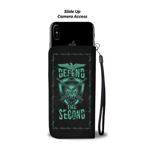 Defend The Second Custom Design