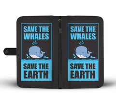 Save The Whales Save The Earth