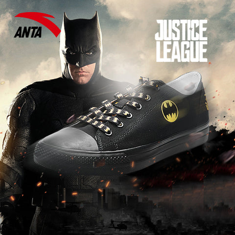 Batman Canvas Shoes