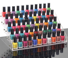 Makeup Nail Polish Jewelry Organizer Rack
