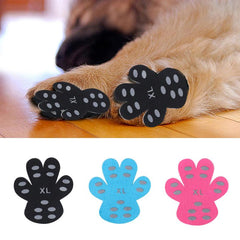 Dog Paw Protector Traction Pads To Keeps Dogs From Slipping On Floors Disposable Self Adhesive Shoes Booties Dog Accessories