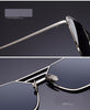 Image of Flat Top Mirror Sunglasses