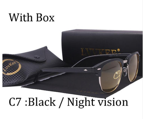 Mens Retro Style Sunglasses