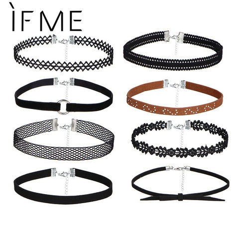 8 Piece Choker Set