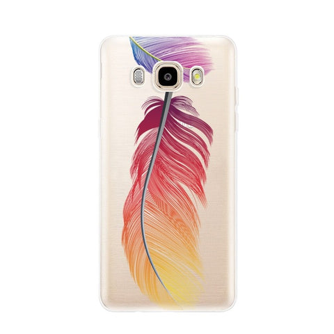 Phone Cases For Samsung Galaxy S6 S7 Edge A3 A5 A7 J3 J5 J7 Case Soft Silicone Back Coque