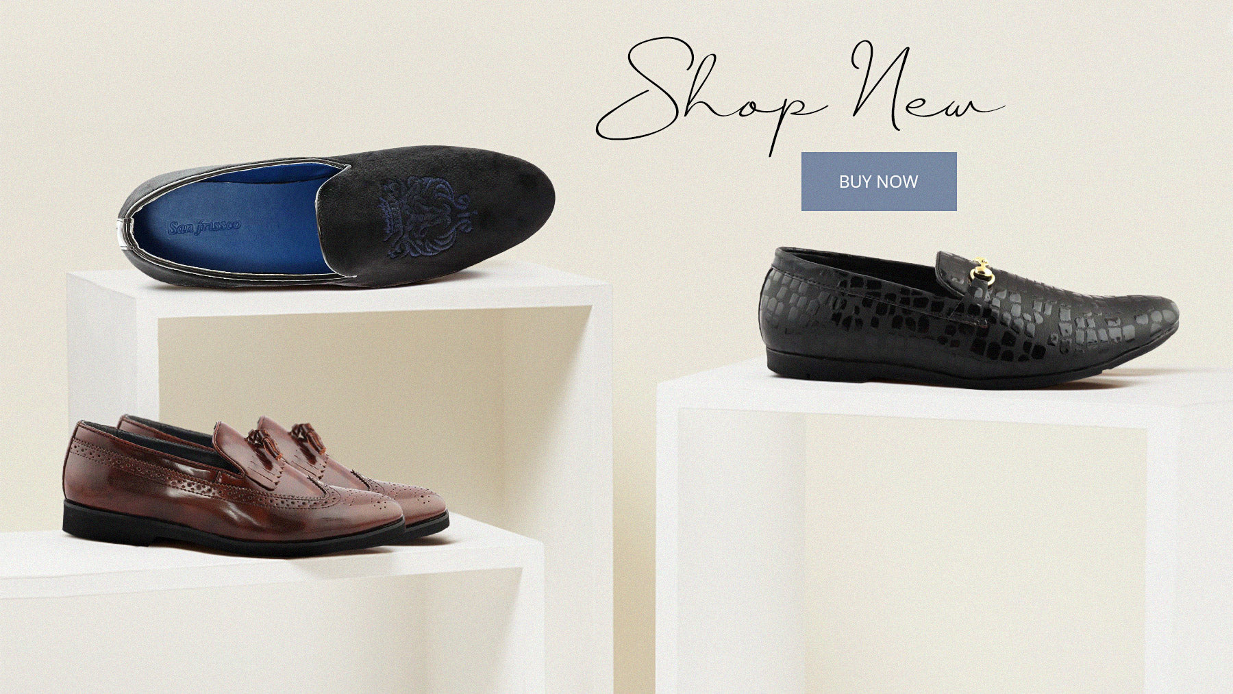 San Frissco Shoes for Men
