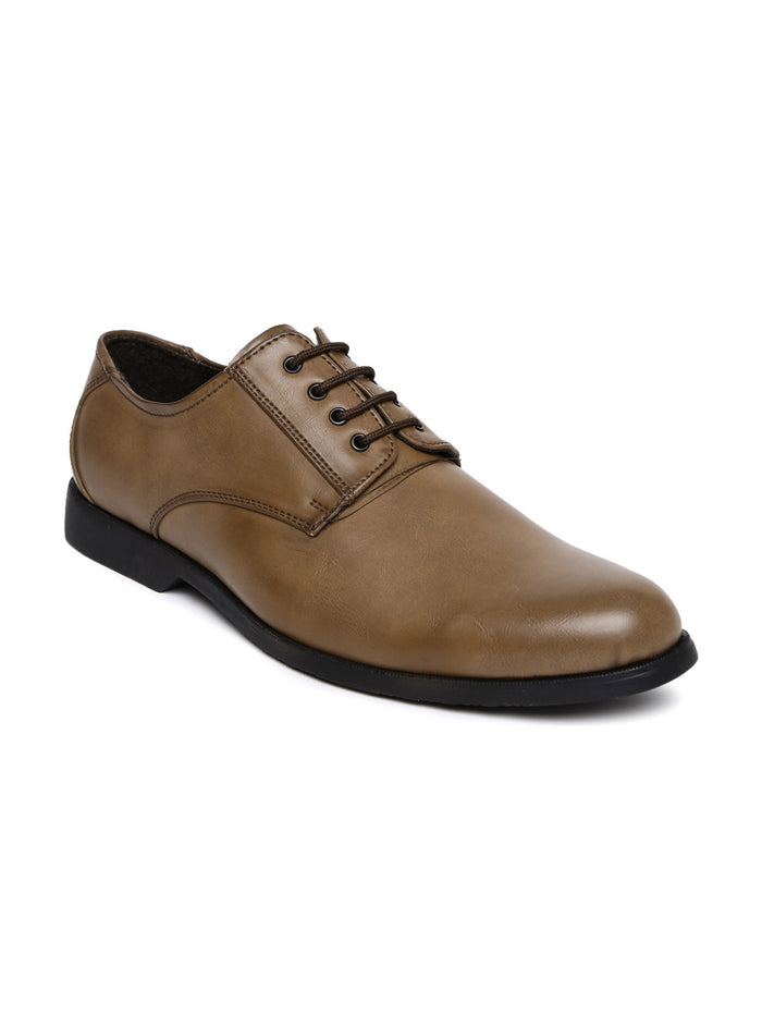 San Friscco Men Brown Derbys
