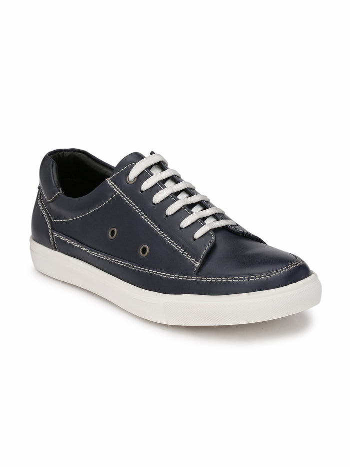 San Frissco Men's Blue Sneakers