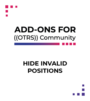 Hide Invalid Positions