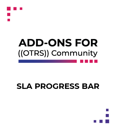 SLA Progress Bar