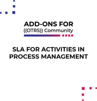 SLA for Activities in Process Management
