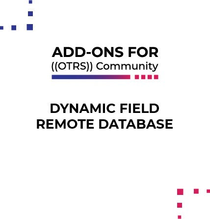 Dynamic Field Remote Database