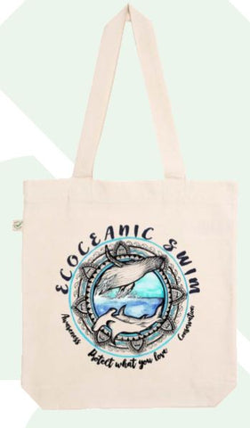 Ecoceanic Organic Cotton Bag