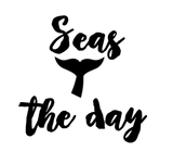 Womens Top - Seas The Day