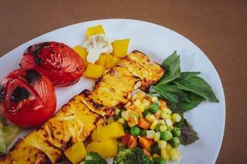 tasty Caribbean dishes- Barbecued plantain