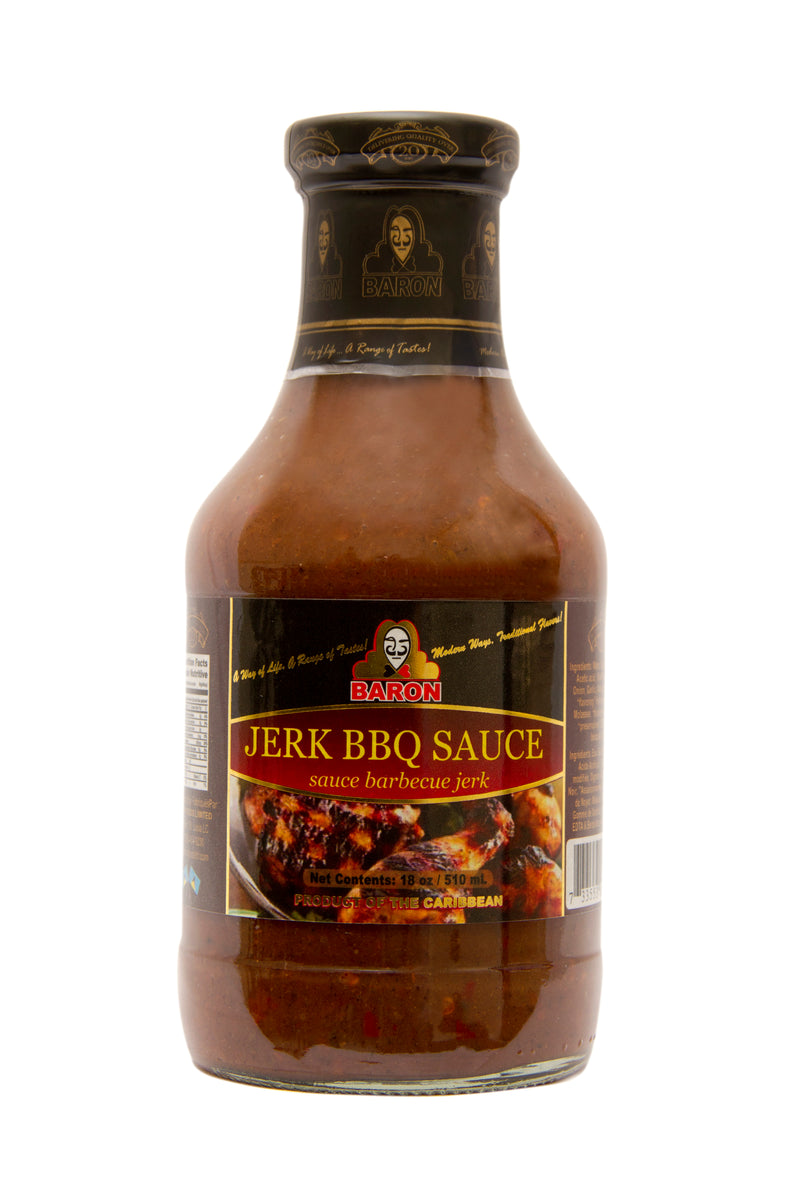 Baron Bar-B-Que Sauce 510ml