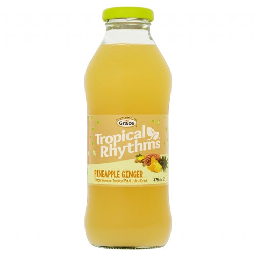 Tropical Rhythms Pineapple Ginger 475ml
