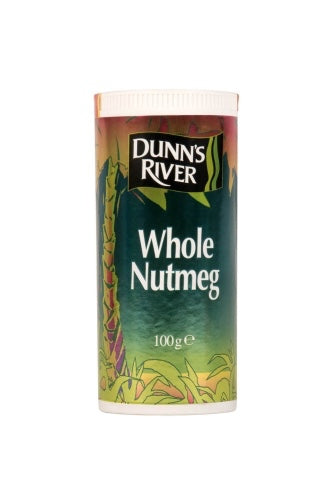 Dunn's River Whole Nutmeg 100g