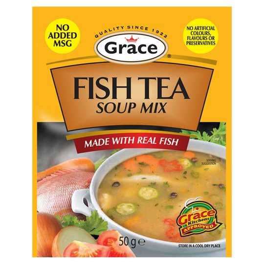 Grace Fish Tea Soup 60g