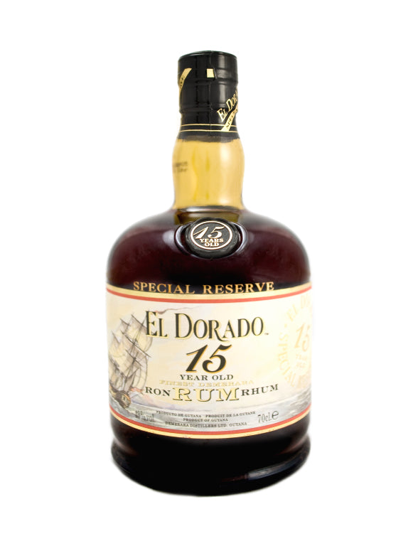 El Dorado 15 Year Old Rum 70cl