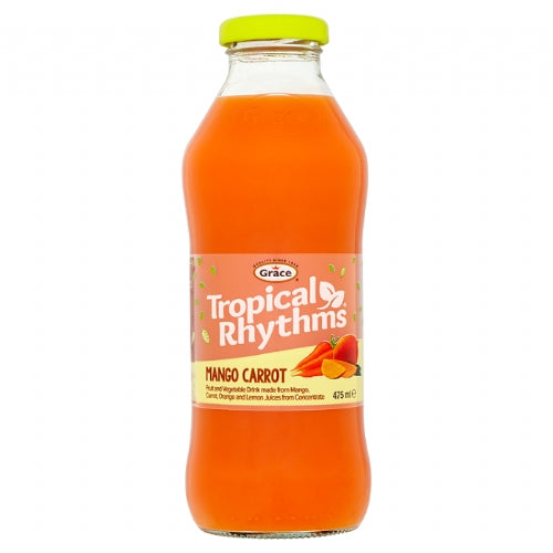 Grace Tropical Rhythms Mango Carrot 475ml