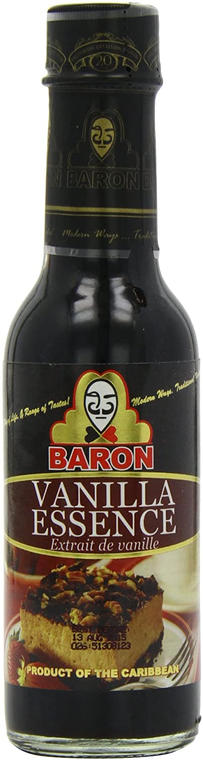 Baron Vanilla Essence 155ml