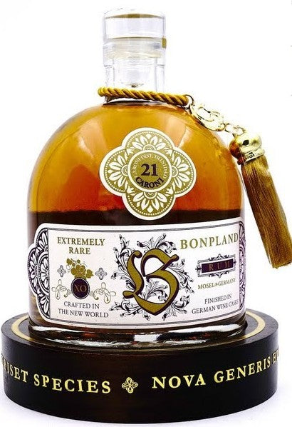 Bonpland Single Cask Rum Trinidad 21 yr 50cl/50%