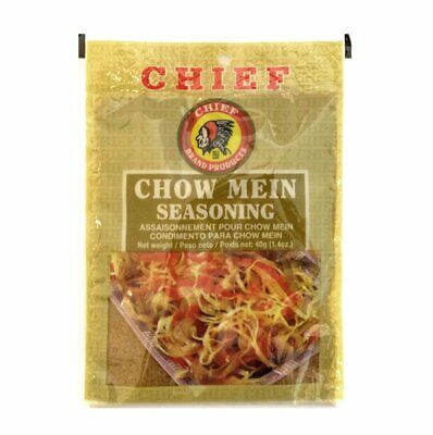 Chief Chow Mein Seasoning 40g