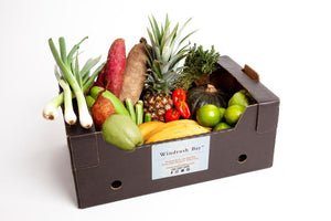 Windrush Bay Tropical Fruit and Veg Box Large
