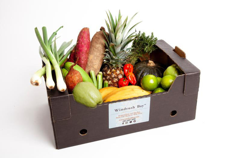 Windrush Bay Tropical Fruit and Veg Box Large 7kg