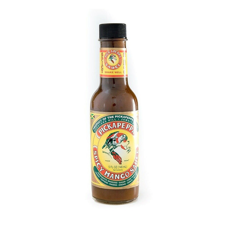 Pickapeppa Spicy Mango Sauce 140ml