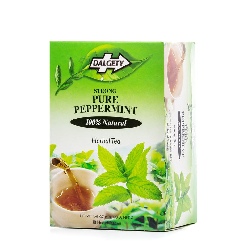 Dalgety Strong Pure Peppermint Tea 40g
