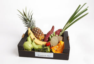 Windrush Bay Tropical Fruit and Veg Box Small 3kg
