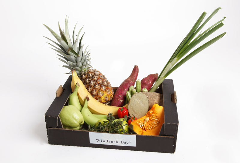Windrush Bay Tropical Fruit and Veg Box Small