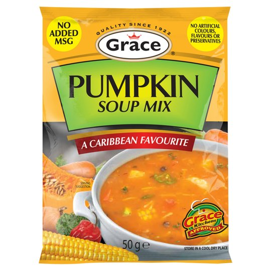 Grace Pumpkin Soup Mix 50g