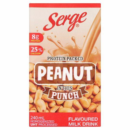 Serge Peanut Punch 240ml