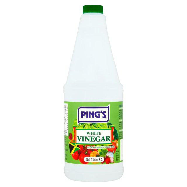 Pings White Vinegar 1L