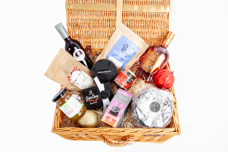 Windrush Bay Quintessentially Caribbean Christmas in a Hamper 7kg