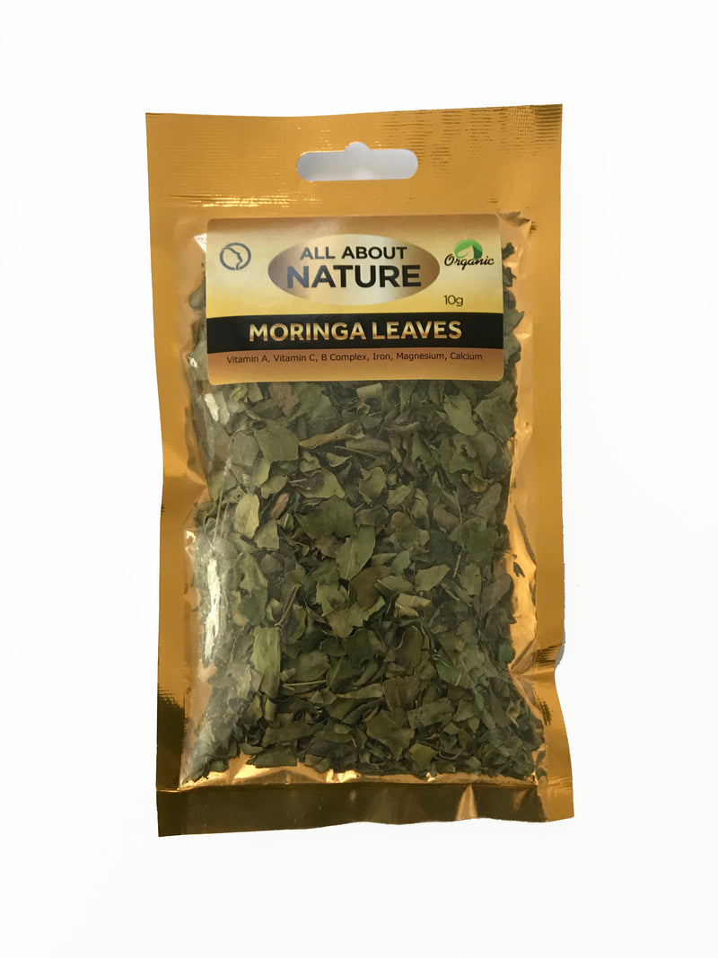 All About Nature Moringa Leaves 10g