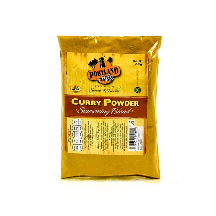 Portland Dry Seasonings 290g Curry Powder