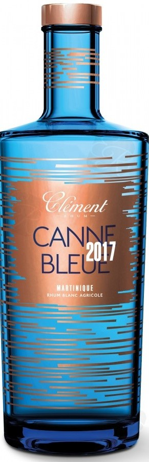 Clement Canne Bleue 2017 50% 70CL