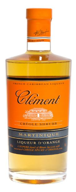 Clement Liqueur Creole Shrubb Orange  40% 70CL