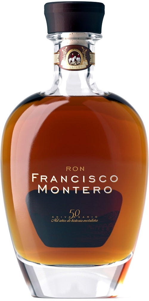 Ron Francisco Montero 70cl/40%