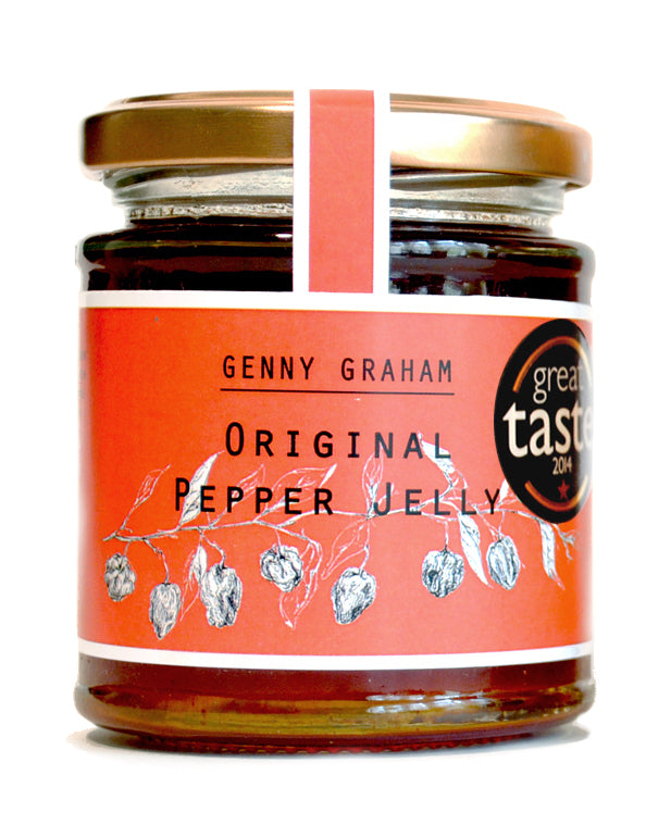 Genny Graham Original Pepper Jelly 225g