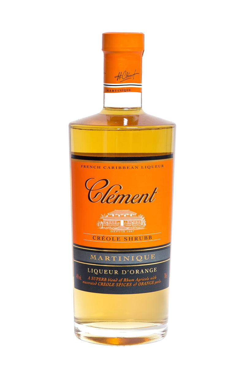 Clement Creole Shrubb Liqueur D'Orange 70cl