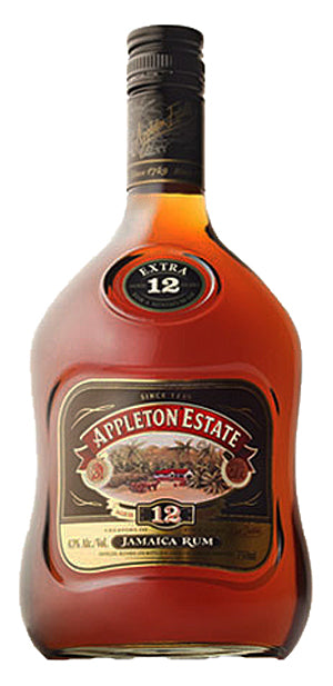 Appleton Estate Rum Aged 12 Years 70cl