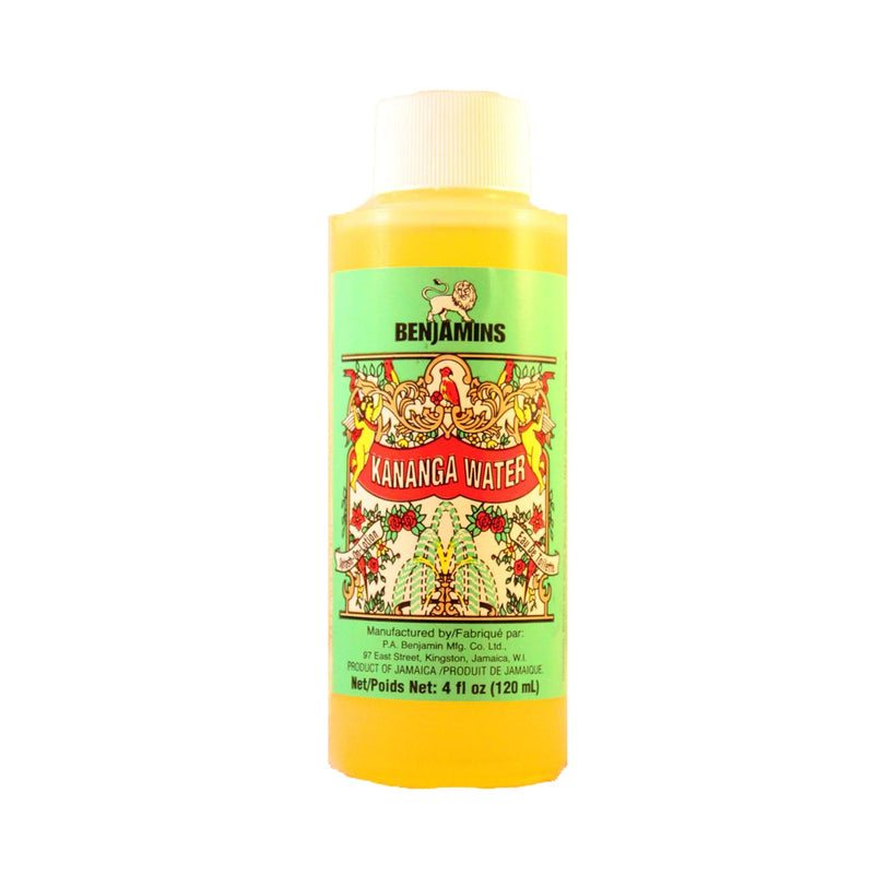 Benjamins Kananga Water 120ml
